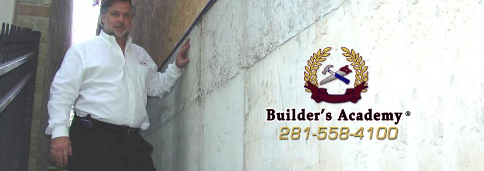 Builder's Academy provides a wide range of building and construction services including training, building consulting, home inspections and much more!