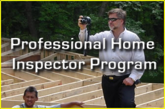 Professional Home Inspector Program