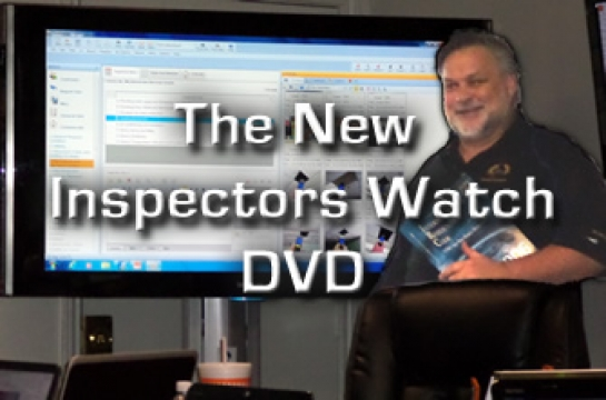 The New Inspectors Watch DVD