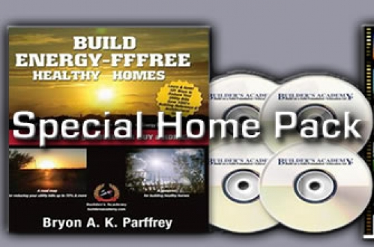 Special Offer On Home Study Pack