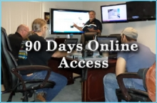 90 Days Online Access - Test Prep