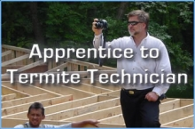 Apprentice to Termite Technician Course